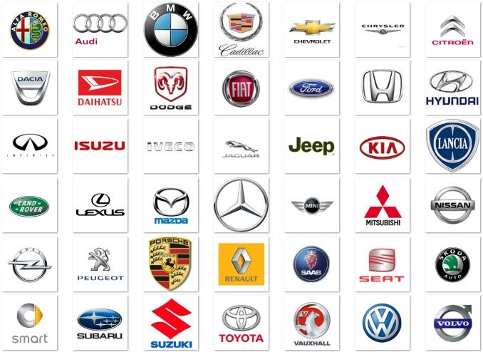 Alle Automarken Logo