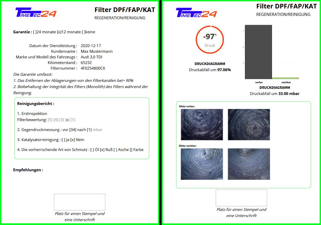 DPF-Report