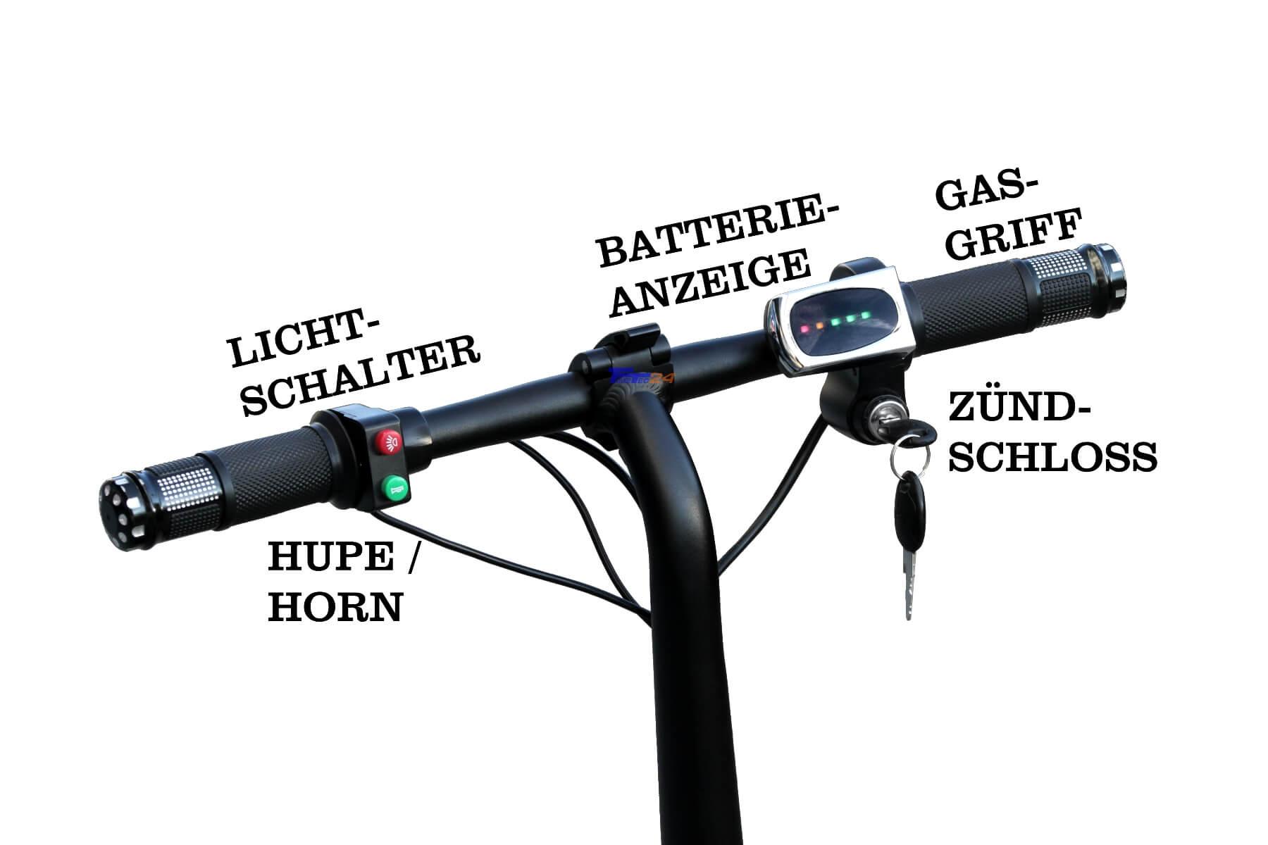 e bike elektrofahrrad 7 8ah e scooter 25km h elektro. Black Bedroom Furniture Sets. Home Design Ideas