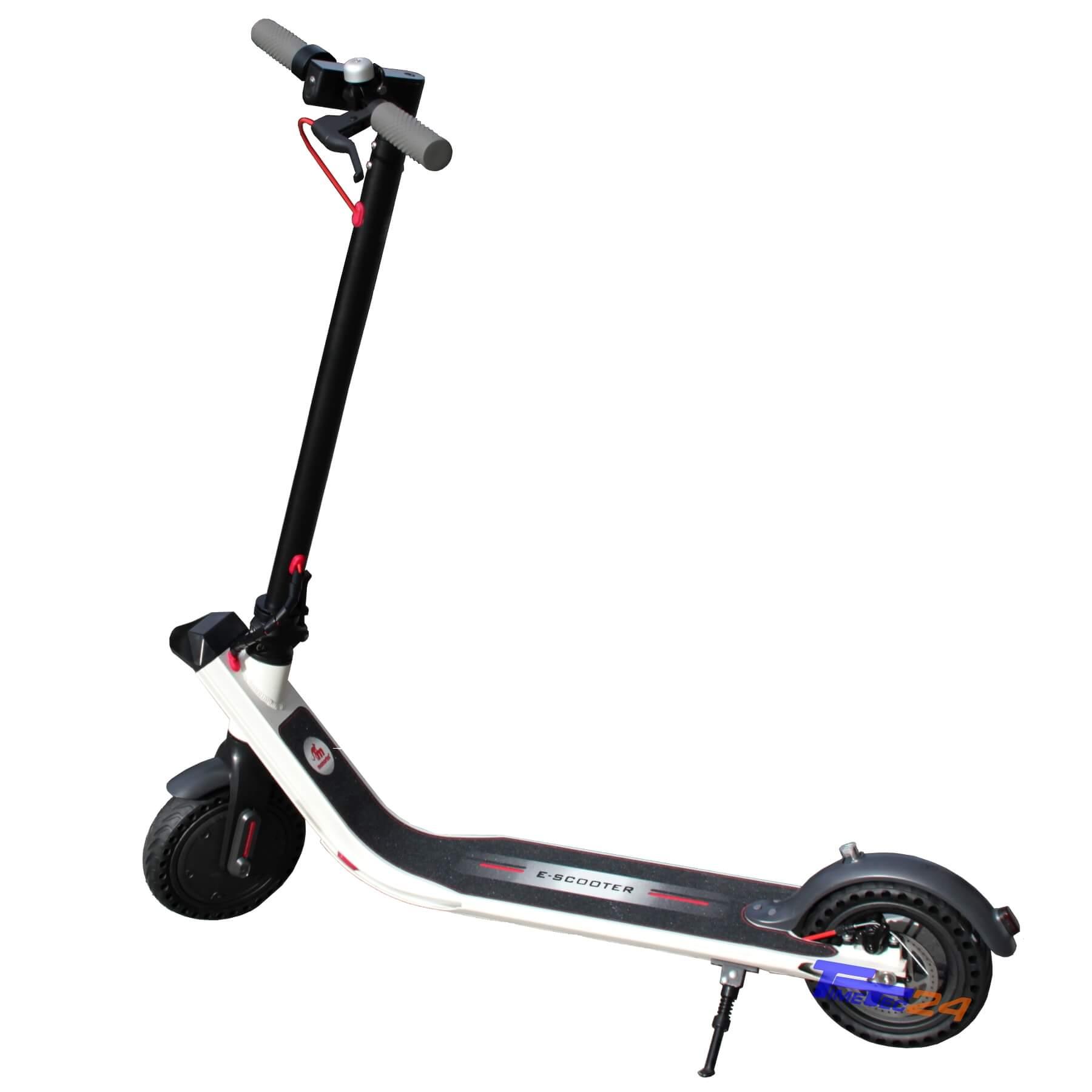 elektroroller e scooter city e roller faltbar 250watt mode. Black Bedroom Furniture Sets. Home Design Ideas
