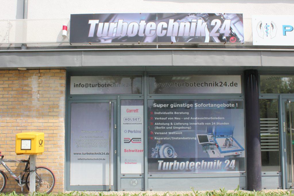 TT24 Shop Laden 2013