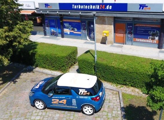 Geschäft Laden TT24 in Falkensee