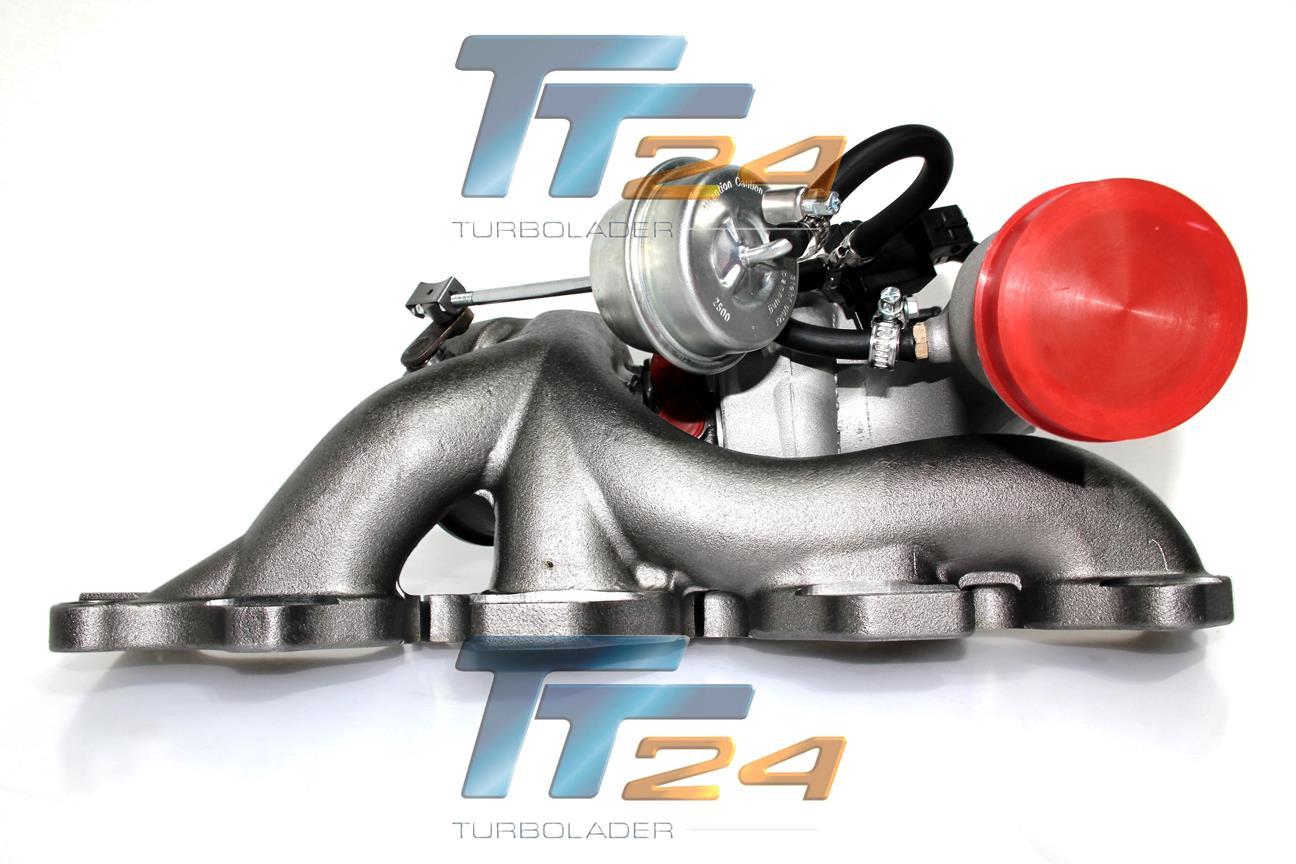 Abgaskrümmer NEU Z20LEH Opel Astra H Zafira B 2.0 Turbo 240PS 241PS