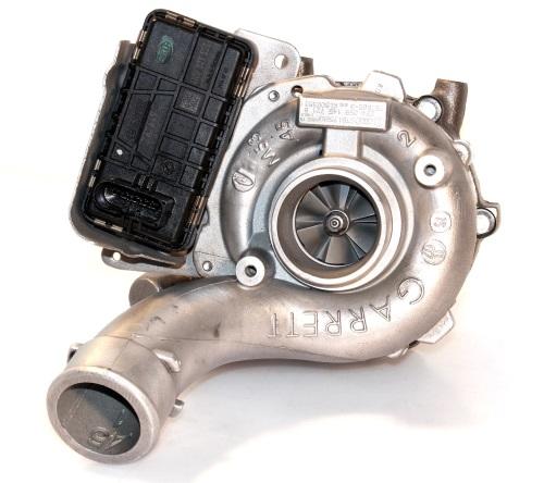 Turbo Generalüberholt