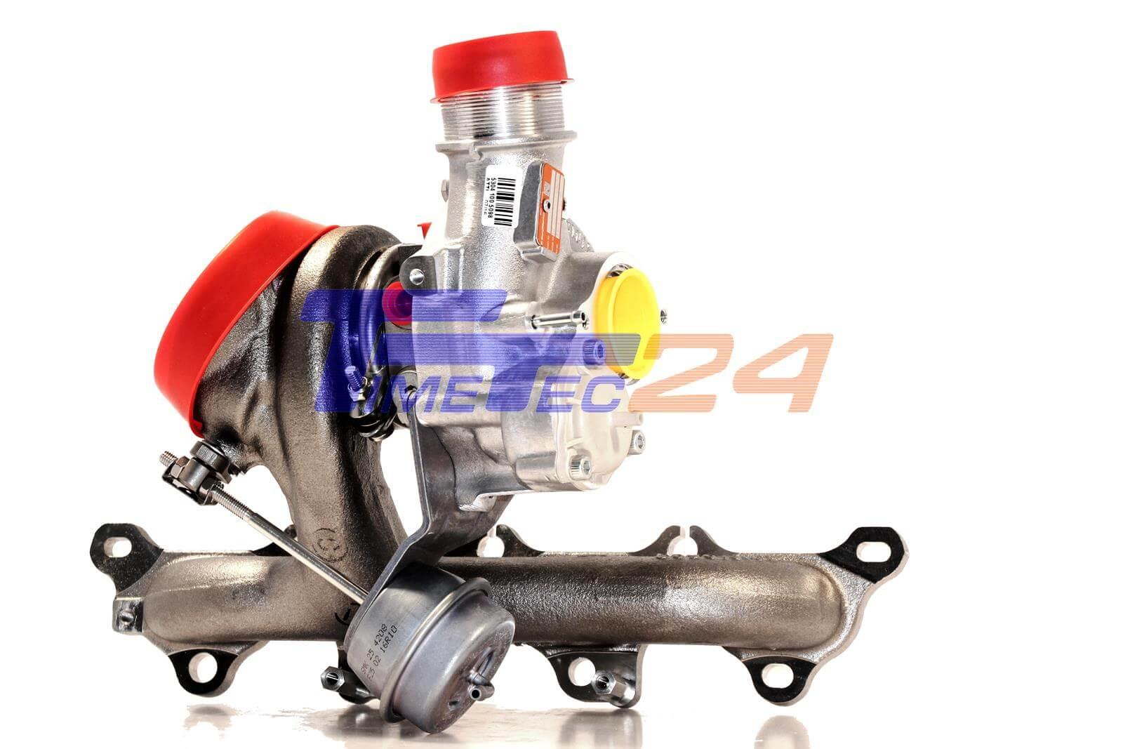 Rumpfgruppe Turbolader NEU Opel Astra 1.6T Turbo 53039700110