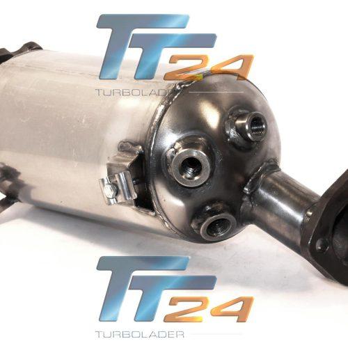 Dieselpartikelfilter DPF FAP 8e0254750cx 8E0254750FX BPW BRB BRD BRE BVA